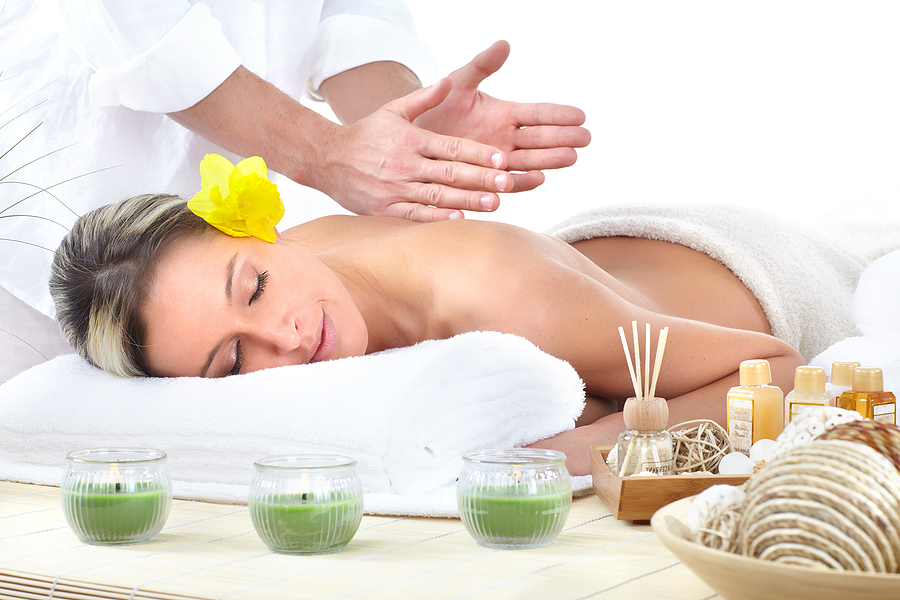 Relaxing Massage Spa