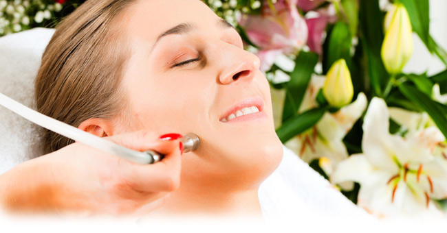 Microcurrent Non-Surgical Face Lift