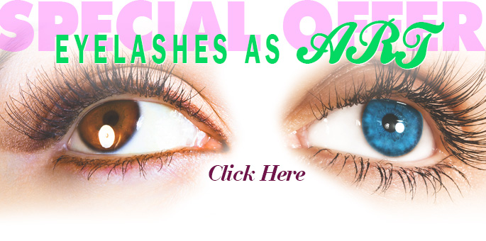 Eye Lash Extension Half Set